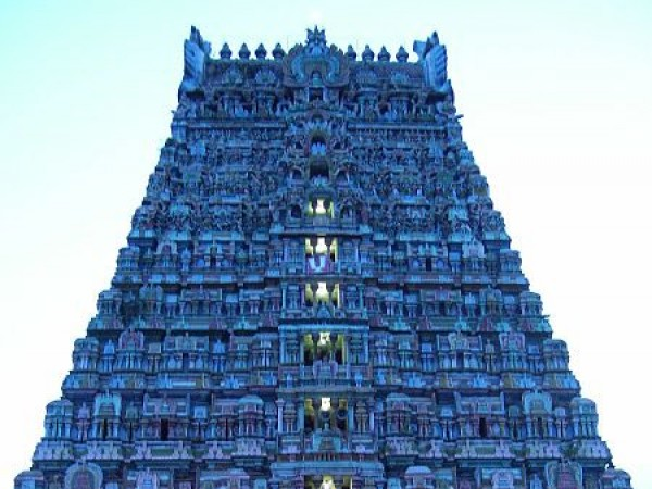 Thiruvarur photos, Rajagopalaswamy Temple, Mannargudi - A Beautiful Structure