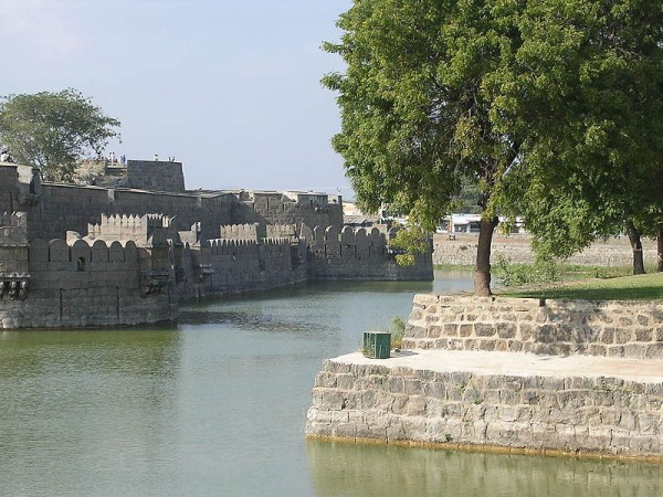 Vellore photos, Vellore Fort
