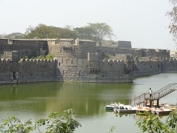 Vellore photos, Vellore Fort - A View