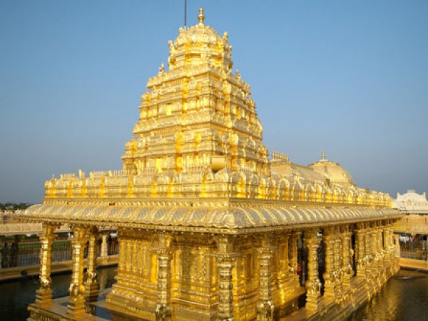 Vellore photos, Sripuram Golden Temple - Beautiful View