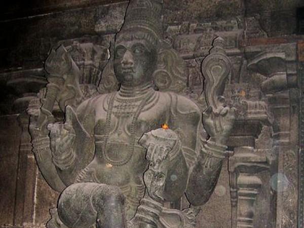 Vellore photos, Jalakandeswarar Temple - Statue