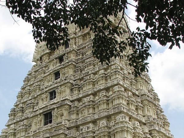 வேலூர் புகைப்படங்கள் - ஜலகண்டேஷ்வரர் கோயில்
