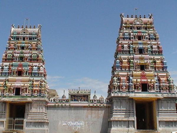 Karaikudi Temple Photos Karaikudi Photos Nagara Sivan