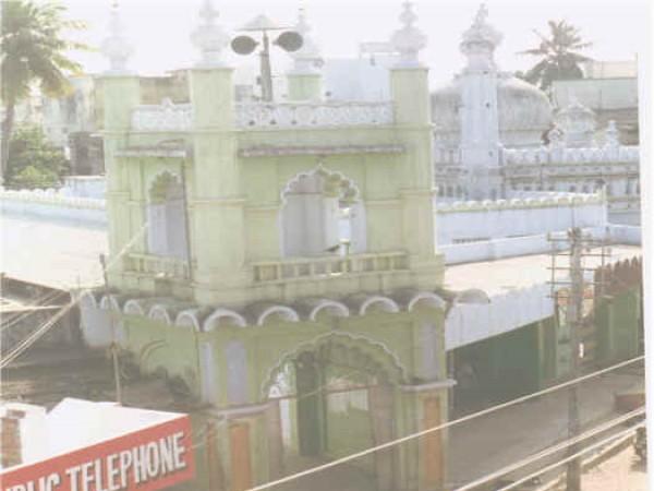 வேலூர் புகைப்படங்கள் - மதராஸாயே மொஹமதியா மஸ்ஜித்