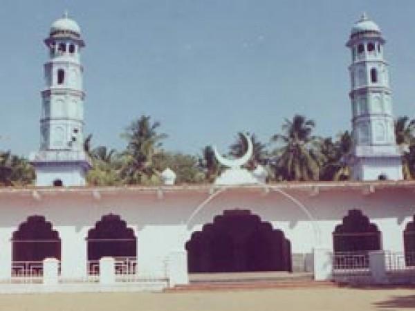 Dindigul photos, Begambur Big Mosque - A View