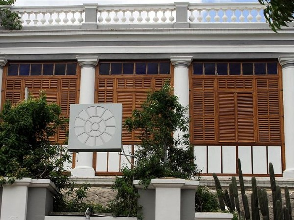 Pondicherry photos, Aurobindo Ashram - Ashram