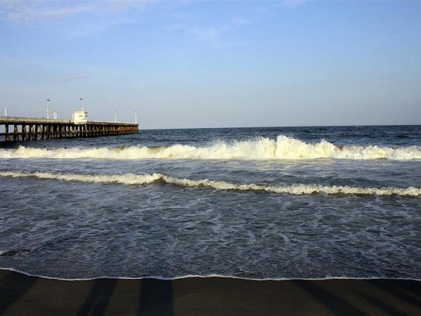Pondicherry photos, Pondicherry Beach - Silent Shores
