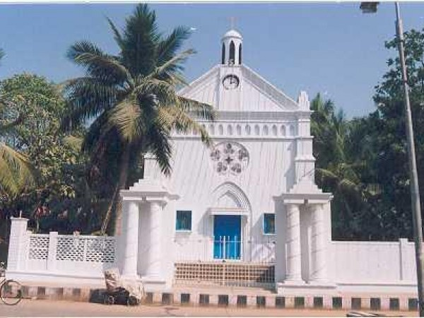 Yanam photos, St.Anns Catholic Church - Catholic Church