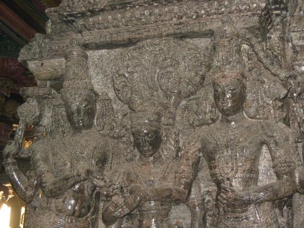 Madurai photos, Meenakshi Amman Temple - Meenakshi Wedding