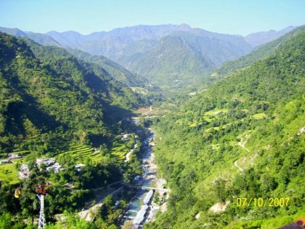 Dehradun photos, Sahastradhara - A view