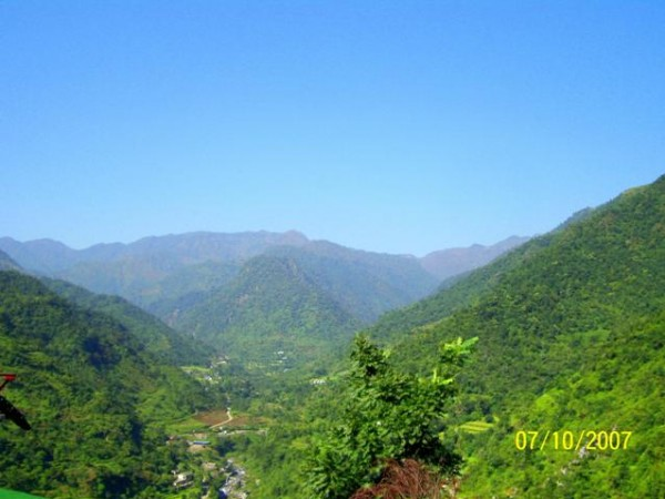 Dehradun photos, Sahastradhara - Lush Green view