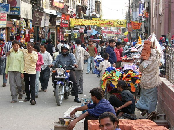 Dehradun photos, Market view