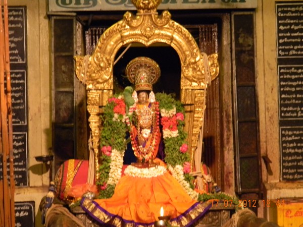 Madurai photos, Koodal Alzhagar Temple - Andal