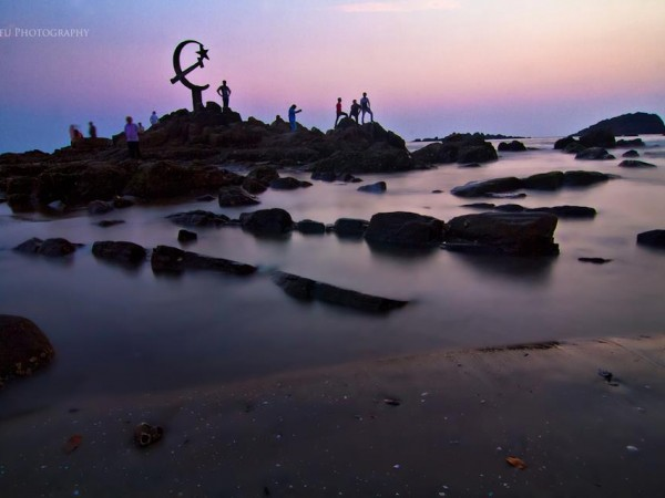 Kannur photos, Twilight at the Beach