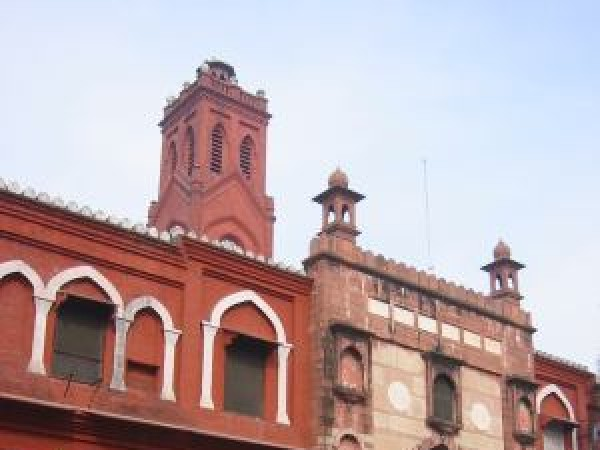 Aligarh photos, Aligarh Muslim University - Victoria gate