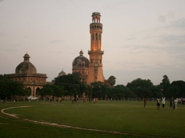 Allahabad photos, Allahabad University - Beautiful structure
