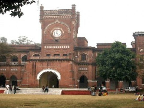 Allahabad photos, Ewing Christian College - Complete view of College