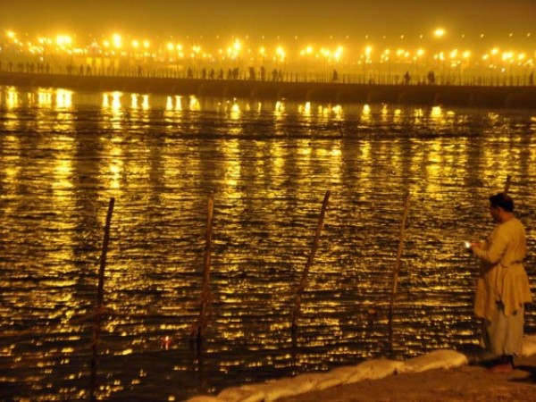 Allahabad photos, A glorifying sight