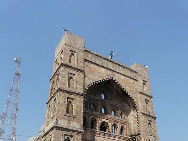 Jaunpur photos, Atala Masjid - Entrance