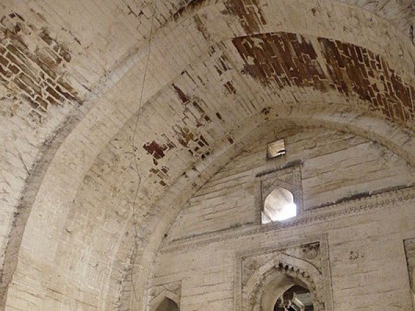 Jaunpur photos, Jama Masjid - Interiors of Masjid