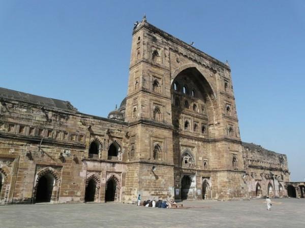 Jaunpur photos, Jama Masjid - Structure of Jama Masjid
