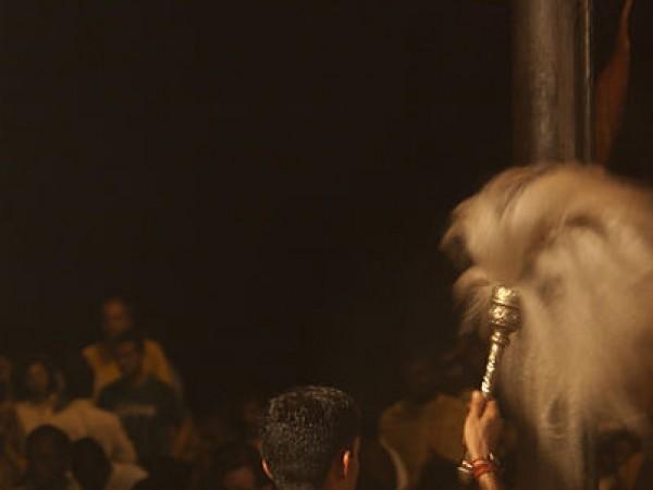 வாரணாசி புகைப்படங்கள் - வாரணாசியின் படித்துறைகள் - கங்கா ஆர்த்தி