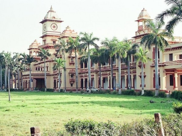 Varanasi photos, Banaras Hindu University - Engineering Department