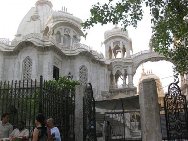 Vrindavan photos, Banke Bihari Temple - A Temple view