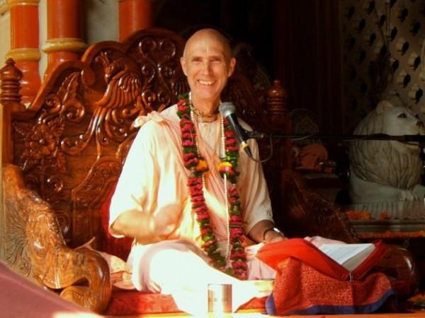 Vrindavan photos, ISKCON Temple - Spiritual classes