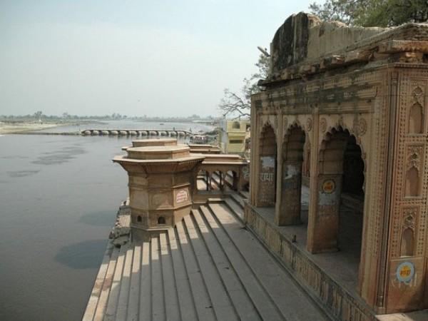 Vrindavan photos, Kesi Ghat - Located near River Yamuna