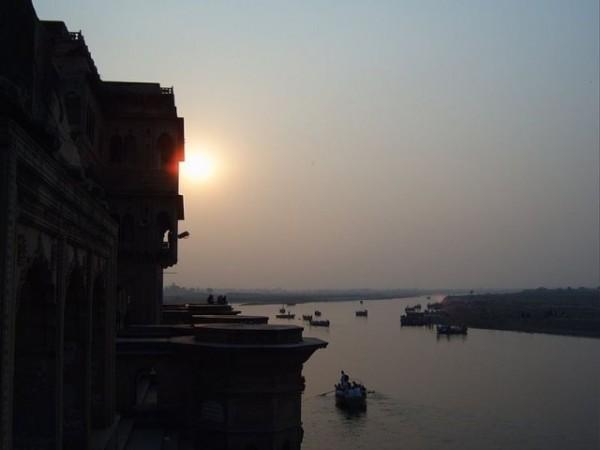 Vrindavan photos, Kesi Ghat - Ghat