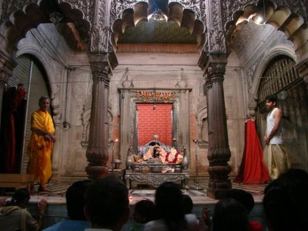 Vrindavan photos, Radha Raman Temple - temple2