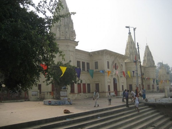 Faizabad photos, Guptar Ghat - A side view