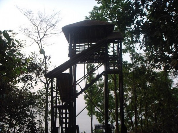 Pilibhit photos, Pilibhit Tiger Reserve - Forest Watch Tower