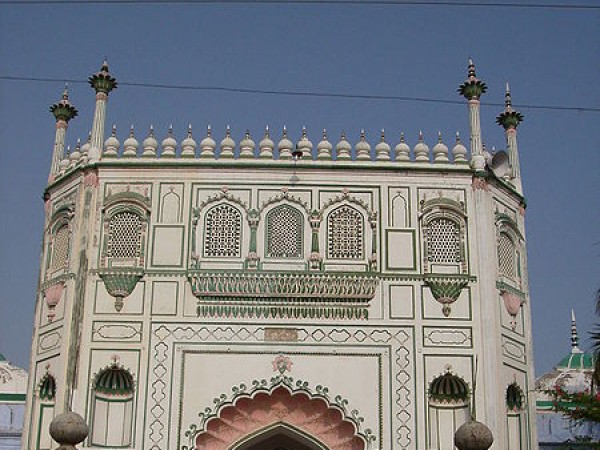 Pilibhit photos, Jama Masjid - View of a Gate