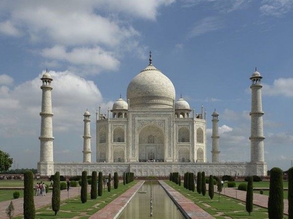 Agra photos, Taj Mahal - Epitome of love