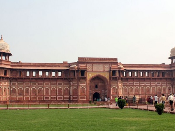 Agra photos, Agra Fort -  The Grand Agra Fort.