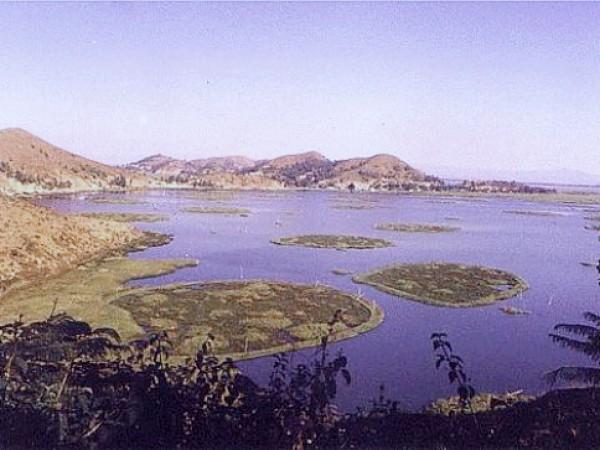 Bishnupur photos, Loktak lake - Loktak lake