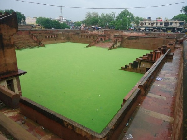 Mathura photos, Potara Kund - Indian Mythology