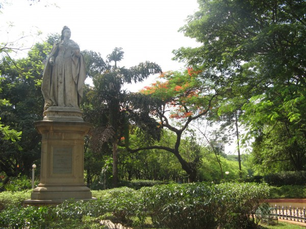 Bangalore photos, Cubbon Park - A view