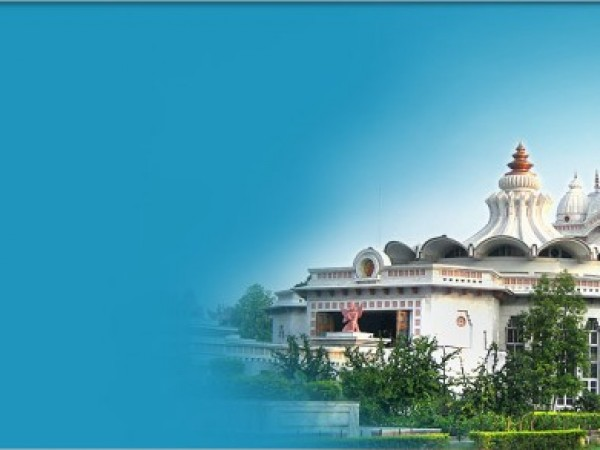 Lucknow photos, Ramakrishna Math -The temple.