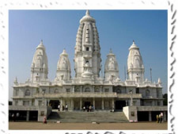 Kanpur photos, Shri Radhakrishna Temple - The beautiful temple.