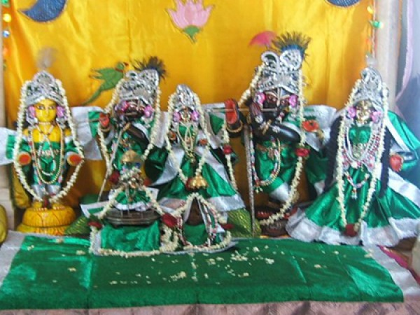 Mathura photos, Lord Krishna