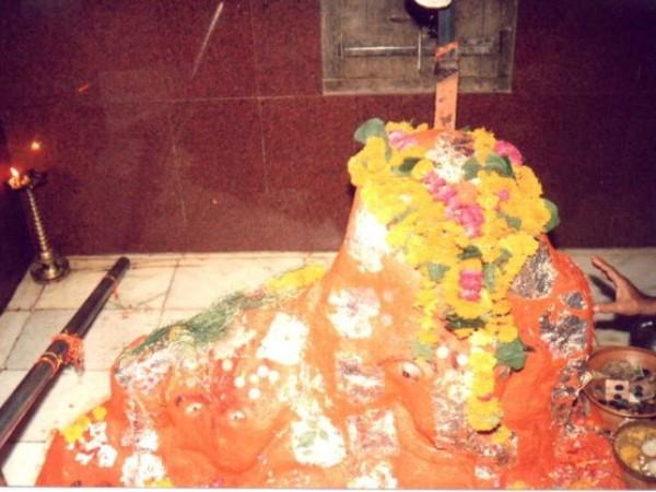 Ujjain photos, Chintaman ganesh Temple - A view of lord Ganesha