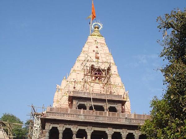 Ujjain photos, Mahakaleshwar Temple -Temple of Shiva