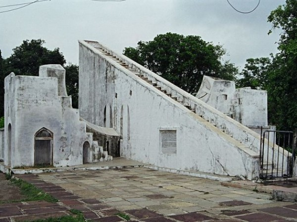 Ujjain photos, Vedha Shala - An Observatory.