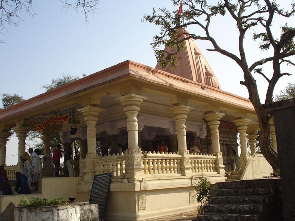 Ujjain photos, Kal Bhairav - Holy Shrine of Shiva.
