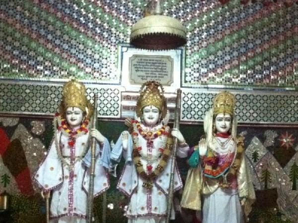 Satna photos, Tulsi Museum - Presiding Deities