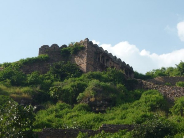 Raisen photos, Raisen Fort - The Main Fort