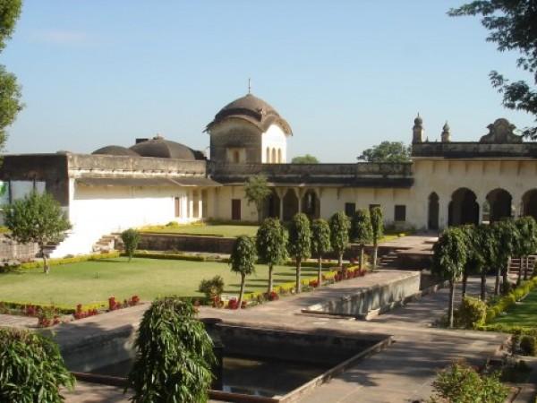 Islamnagar photos, Chaman Mahal - Garden Palace